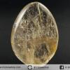 =โปรโมชั่น= พลอยไหมทอง Golden Rutilated Quartz (17.22ct.)