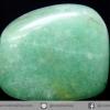 กรีนอะเวนจูรีน (Green Aventurine) ขัดมันขนาดพกพา (21g)