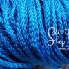 เชือกถัก P.P. #8 สีฟ้าเข้ม (10เมตร)
