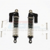 ALUMINIUM FRONT/REAR L-SHAPE SHOCKS (92MM) - 1PR SET