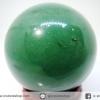 ▽กรีนอะเวนจูรีน (Green Aventurine) ทรงบอล หินทรงกลม 4 cm
