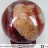 เรดแจสเปอร์ Red Jasper ทรงบอล หินทรงกลม 5.1 cm.