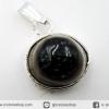 จี้ตาพระศิวะ Agate Eye - Shiva's Eye (3.5g)