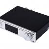 SMSL Q5 Pro USB Fiber Coaxial Optical Power Digital HiFi Amplifier (Silver)