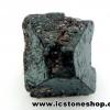 ▽แมกนีไทต์-magnetite แร่แม่เหล็กธรรมชาติ (2.8g)
