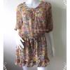 """Dress0731--เดรสแฟชั่น ชีฟอง สวยๆ 'อก 36-40 นิ้ว"""""""