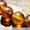 สร้อยข้อมือ อำพัน(Amber) จากพม่า (9mm.-7.8g)