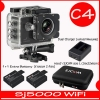 Sj5000 WiFi+ Battery + Dual Charger + Bag(L)( 7 สี )