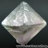 ▽หินฟลูออไรต์ (Fluorite) ธรรมชาติทรงพีระมิคคู่ (28g)
