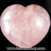 โรสควอตซ์ ROSE QUARTZ หินแห่งความรัก ทรงหัวใจ (567g)