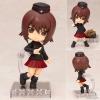 Cu-poche Girls und Panzer Maho Nishizumi Posable Figure(Pre-order)