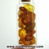 อำพัน บอลติก Genuine Baltic Amber ในขวดแก้ว (5g.)