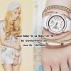 นาฬิกาผู้หญิง CASIO Baby-G standard Analog Digital รุ่น BGA-151-7B