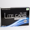Lite Carb ไลท์คาร์บ 30แคปซูล ลดการดูดซึมไขมันและแป้ง พร้อมช่วยเผาผลาญไขมันส่วนเกิน