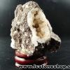 ▽ชาบาไซท์ (chabazite) New Mexico ตั้งโต๊ะ ฐานไม้ (74g)