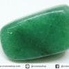 กรีนอะเวนจูรีน (Green Aventurine) ขัดมันขนาดพกพา (25g)