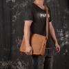 RV-1022 กระเป๋าสะพายข้าง หนังแท้/หนังนูบัค