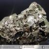 ผลึกกลุ่มไพไรต์ Pyrite เปรูแหล่งสวยสุดในโลก (64g)