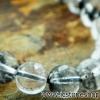 ▽สร้อยข้อมือ หิมาลายันควอตซ์ (Himalayan Quartz) 9mm.