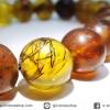 สร้อยข้อมือ อำพัน(Amber) จากพม่า (11.5mm.-14.1g)