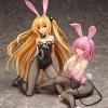 Momo Belia Deviluke: Bunny Ver. & Golden Darkness: Bunny Ver. Scale 1/4
