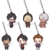 "Nitotan - ""Yuri on Ice"" Rubber Mascot 6Pack BOX(Pre-order)"