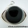▽จี้ตาพระศิวะ Agate Eye - Shiva's Eye (10g)