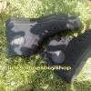 รองเท้า converse หุ้มข้อสีดำ