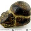 หินมงคลทรงแปลกจากถ้ำหินเหล็กประเทศลาว (14g)