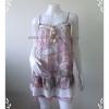 """Dress0319--เดรสแฟชั่น ชีฟอง สวยๆ CONTRAIL """"อก 34 นิ้ว"""""""