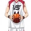 Movie Kuroko's Basketball LASTGAME - Life-size Wall Scroll: LASTGAME (1) Tetsuya Kuroko(Pre-order)