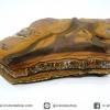 ไทเกอร์อาย ธรรมชาติ Tiger Eye (1.36 Kg)
