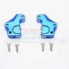 ALUMINIUM FRONT/REAR GEAR BOX COMPONENTS - 1PR SET (FOR YETI, SMT10 MONSTER JAM AX90055)