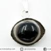 จี้ตาพระศิวะ Agate Eye - Shiva's Eye (4.4g)