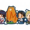 Kuma Miko: Girl Meets Bear - Rubber Strap(Pre-order)