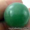 ▽กรีนอะเวนจูรีน (Green Aventurine) ทรงบอล หินทรงกลม 2.4 cm