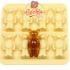 แม่พิมพ์วุ้น พิมพ์ซิลิโคนทำขนม ลายหมี 8 ช่อง