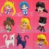 Ochatomo - Series Sailor Moon: Moon Prism Cafe 8Pack BOX(Pre-order)