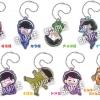 Pita! Deforme - Osomatsu-san Acrylic Keychain 8Pack BOX(Pre-order)