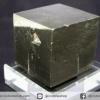 ▽A+ เพชรหน้าทั่ง หรือไพไรต์ pyrite ทรงลูกบาศก์ (53g)