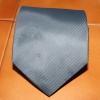 neck0011-เนคไท Bo 'n Tie executive สีฟ้าอมเทา