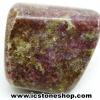 ทับทิมในไคยาไนต์ Ruby in Kyanite ขัดมัน ขนาดพกพา (28g)