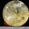 ▽ซิทริน Citrine ทรงบอล หินทรงกลม 3.6 cm