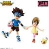 Digimon Adventure - G.E.M.Series Yagami Taichi & Yagami Hikari (Koromon & Nyaromon) (Limited Pre-order)