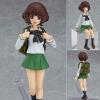 figma - Girls und Panzer the Movie: Yukari Akiyama School Uniform ver.(Pre-order)