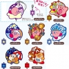 Hoshi no Kirby - Tsunagaru Rubber Strap Part.2 8Pack BOX(Pre-order)