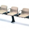 1/12 Scale Railway Accessory Series EK-09 New Station Bench (Beige)(Pre-order)