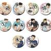 Haikyuu!! - Trading Can Badge (Junbi) 10Pack BOX(Pre-order)