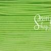 เชือกร่มมีไส้ #1.0 สีเขียวสะท้อน