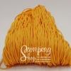 เชือกร่ม P.P. #4 สีเหลืองทอง